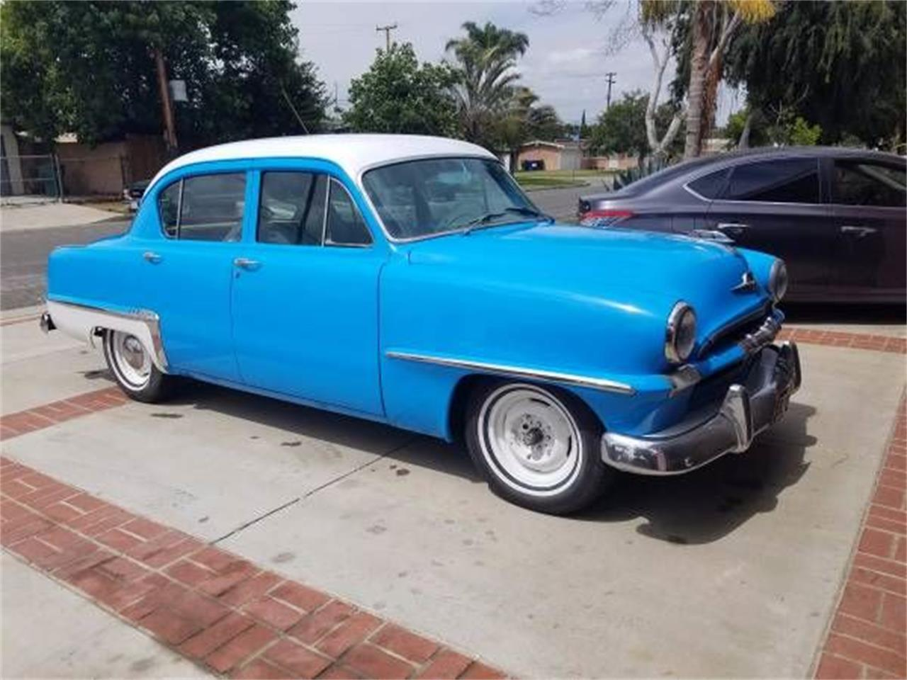 1953 Plymouth Cranbrook (CC-1116773) for sale in Cadillac, Michigan
