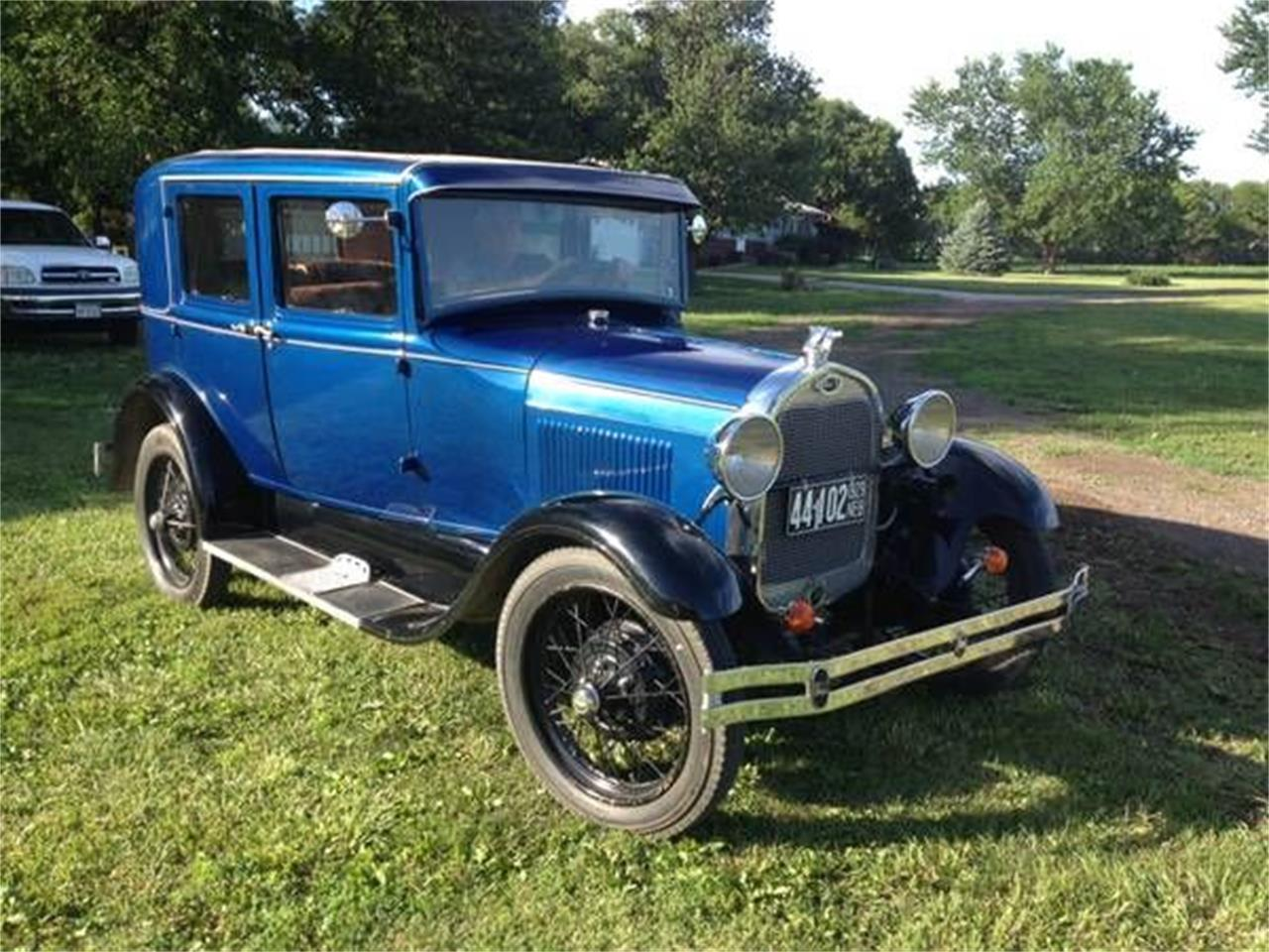 1929 Ford Model A (CC-1116782) for sale in Cadillac, Michigan