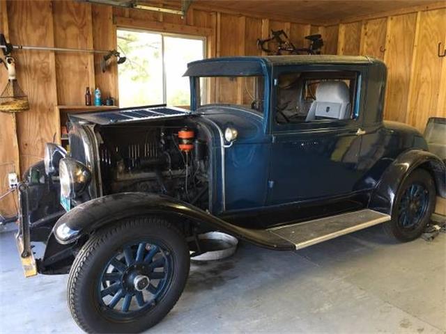 1929 DeSoto 2-Dr Coupe (CC-1116783) for sale in Cadillac, Michigan