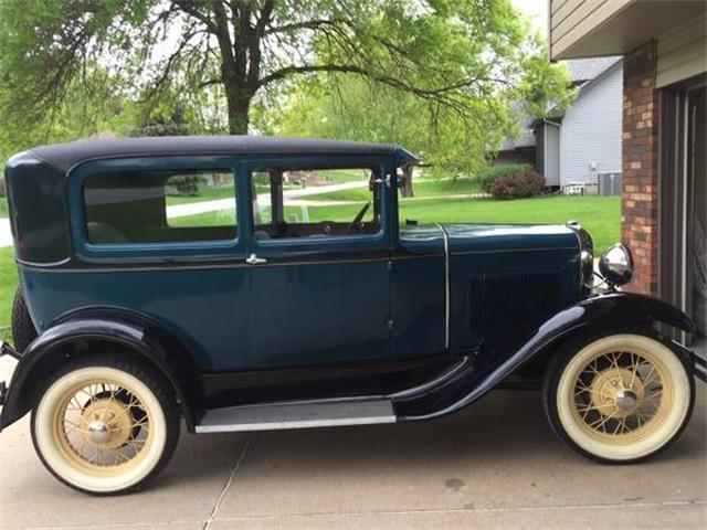 1931 Ford Model A (CC-1116786) for sale in Cadillac, Michigan