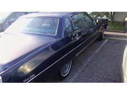 1975 Cadillac DeVille (CC-1116804) for sale in Cadillac, Michigan