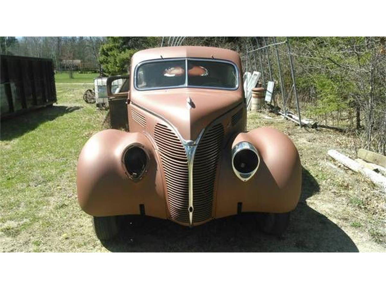 1938 Ford Deluxe (CC-1116805) for sale in Cadillac, Michigan