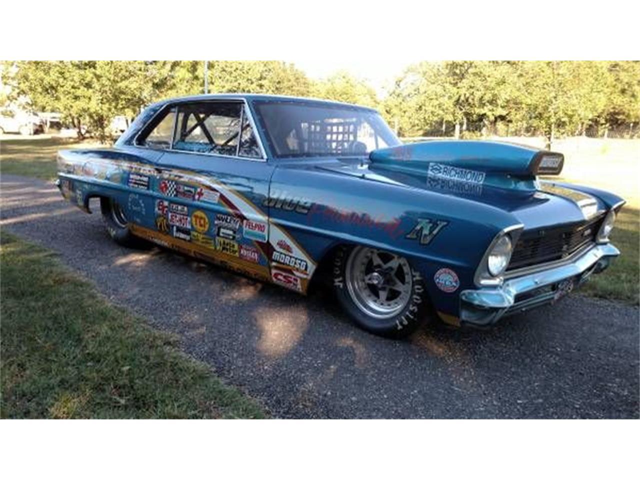 1966 Chevrolet Nova (CC-1116813) for sale in Cadillac, Michigan