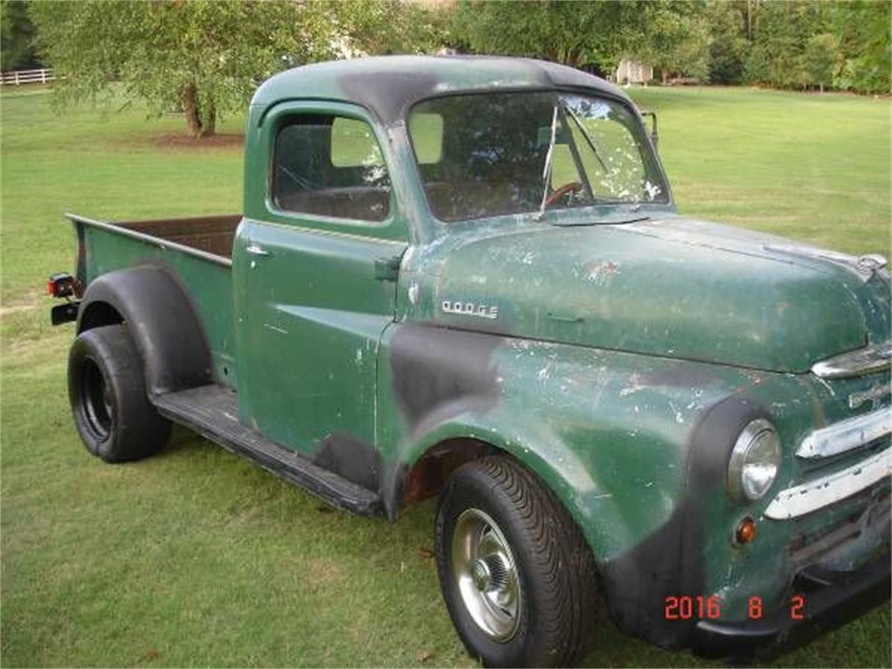 1949 Dodge Street Rod (CC-1116819) for sale in Cadillac, Michigan