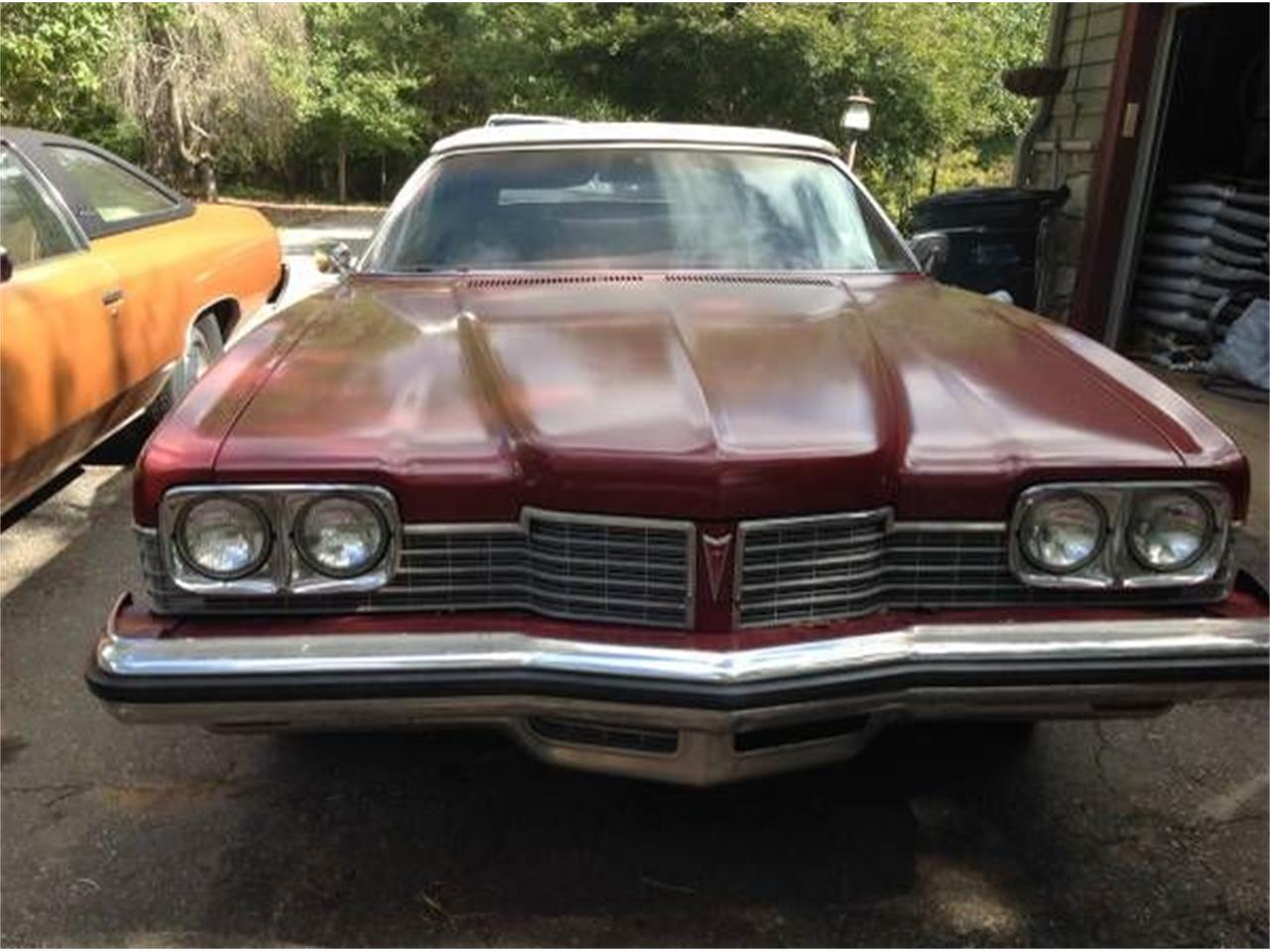 1973 Pontiac Grand Ville (CC-1116830) for sale in Cadillac, Michigan