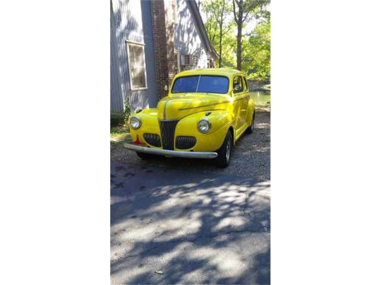 1941 Ford Sedan (CC-1116833) for sale in Cadillac, Michigan