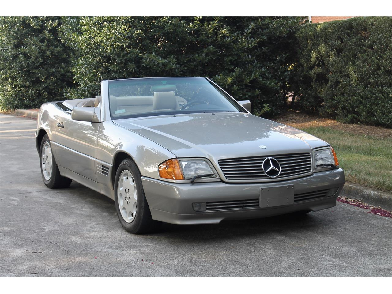 1994 Mercedes-Benz SL500 (CC-1116835) for sale in Gastonia, North Carolina