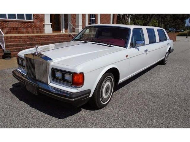 1989 Rolls-Royce Silver Spur (CC-1116841) for sale in Cadillac, Michigan