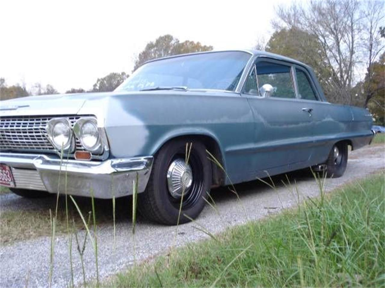 1963 Chevrolet Bel Air (CC-1116865) for sale in Cadillac, Michigan