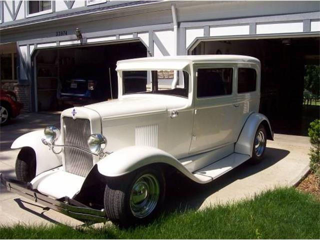 1929 Chevrolet Street Rod (CC-1116868) for sale in Cadillac, Michigan