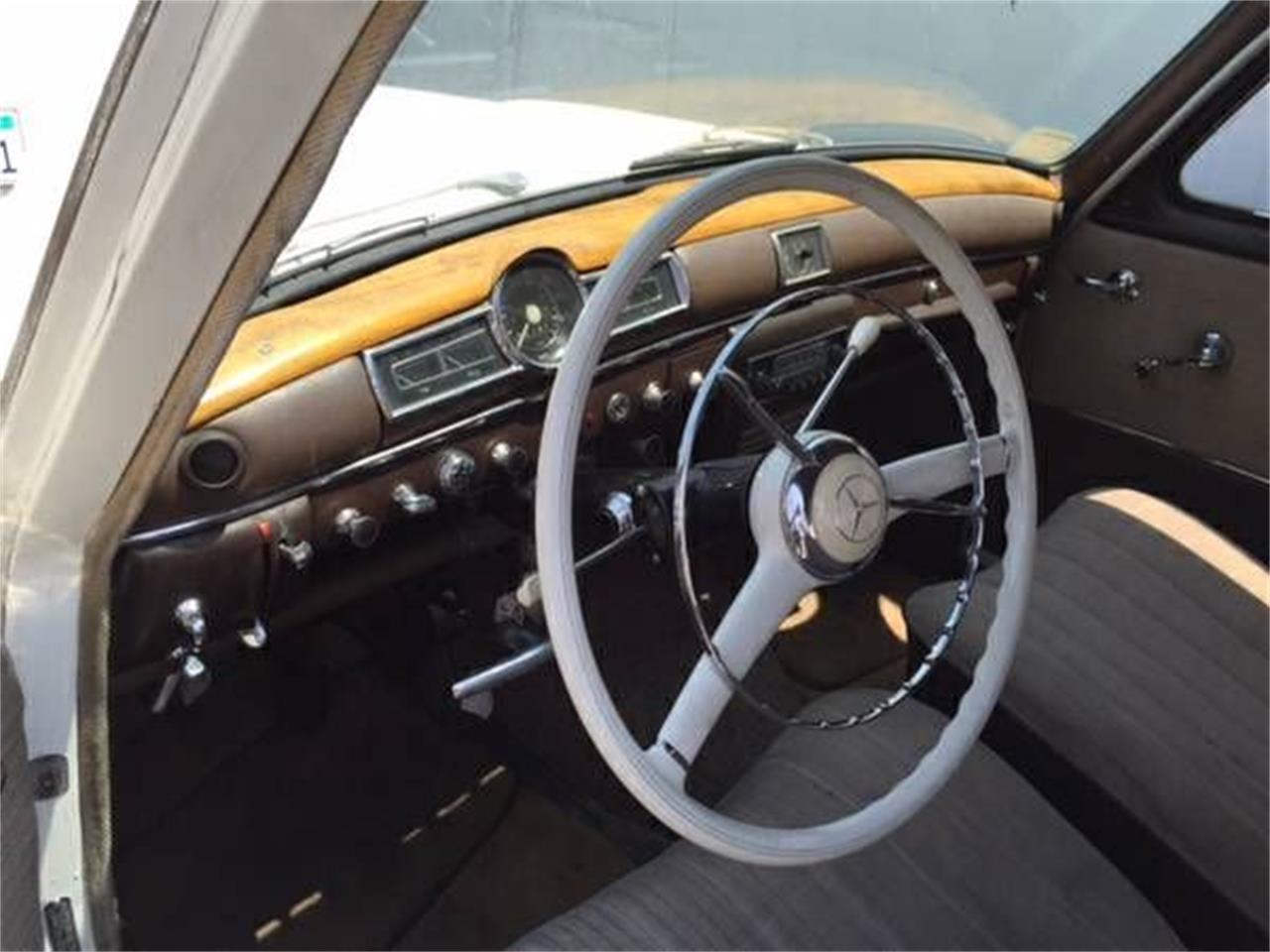 1959 Mercedes-Benz 190 (CC-1116884) for sale in Cadillac, Michigan