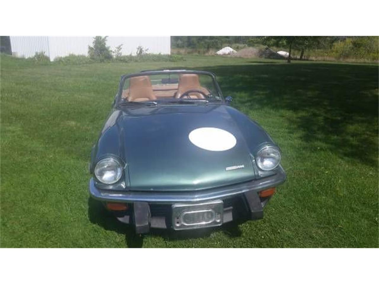 1974 Triumph Spitfire (CC-1116893) for sale in Cadillac, Michigan