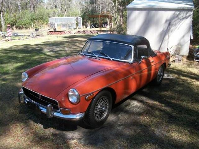 1972 MG MGB (CC-1116906) for sale in Cadillac, Michigan