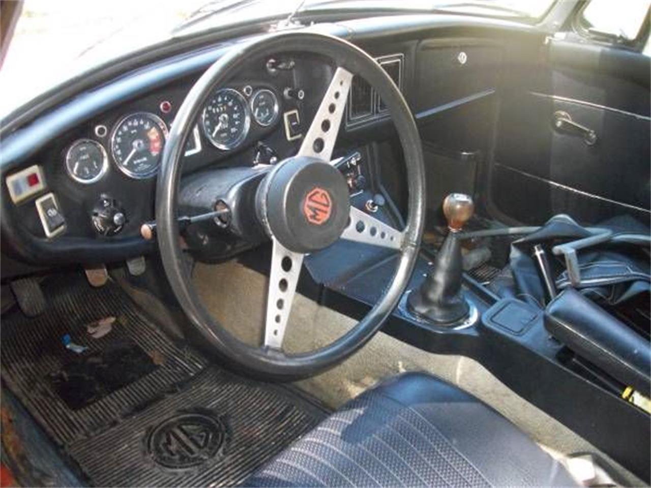 1972 MG MGB (CC-1116906) for sale in Cadillac, Michigan