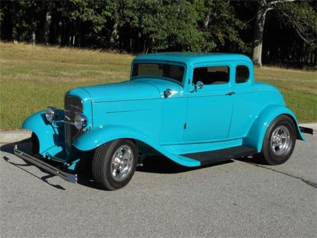 1932 Ford Coupe (CC-1116907) for sale in Cadillac, Michigan