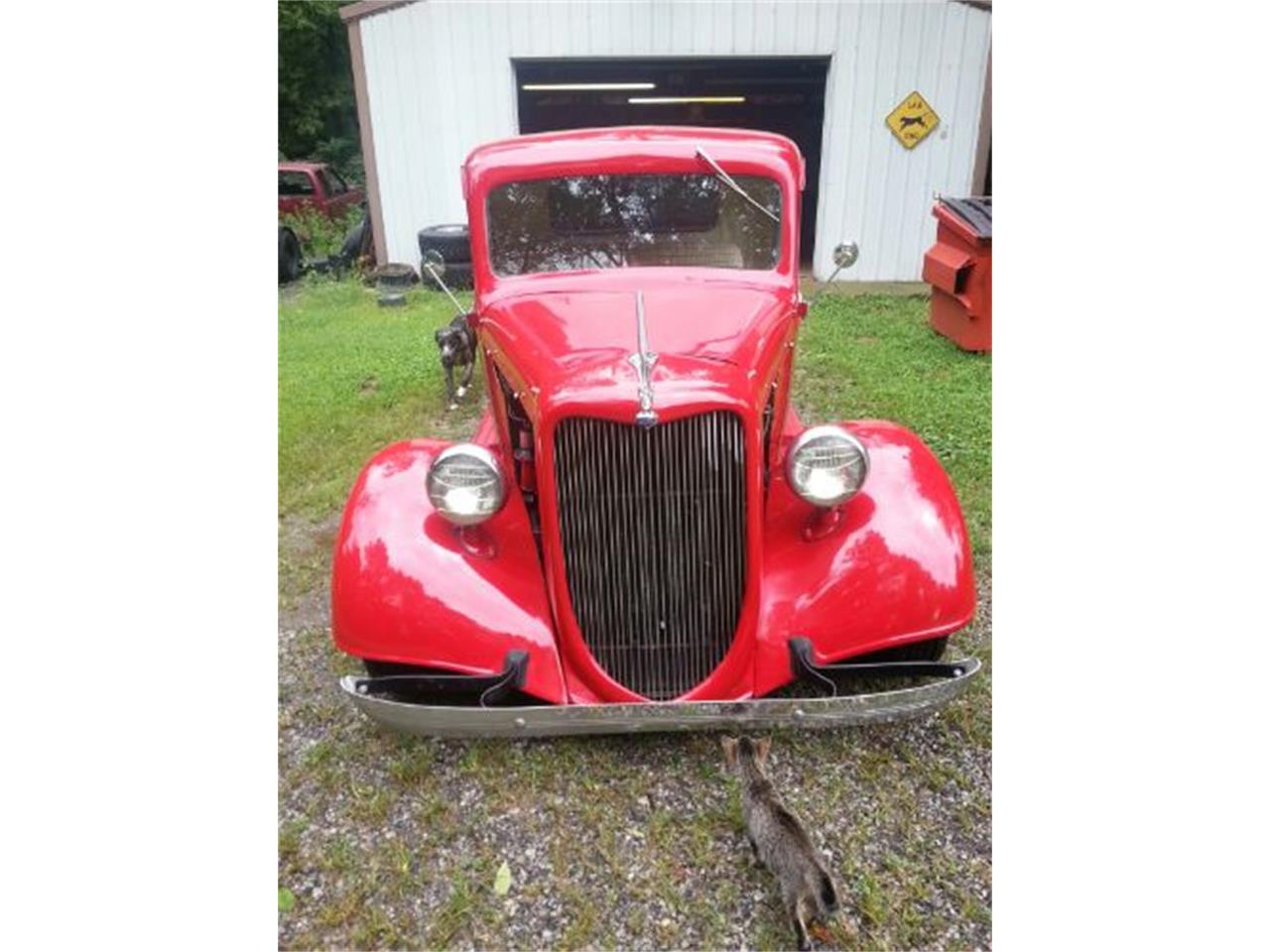 1936 Ford F1 (CC-1116910) for sale in Cadillac, Michigan