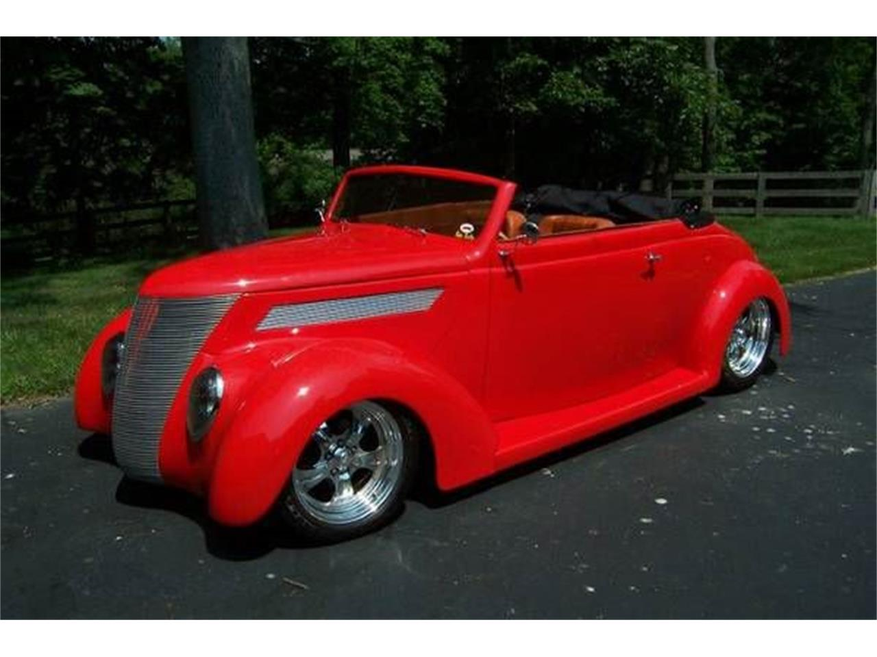 1937 Ford Cabriolet (CC-1116912) for sale in Cadillac, Michigan