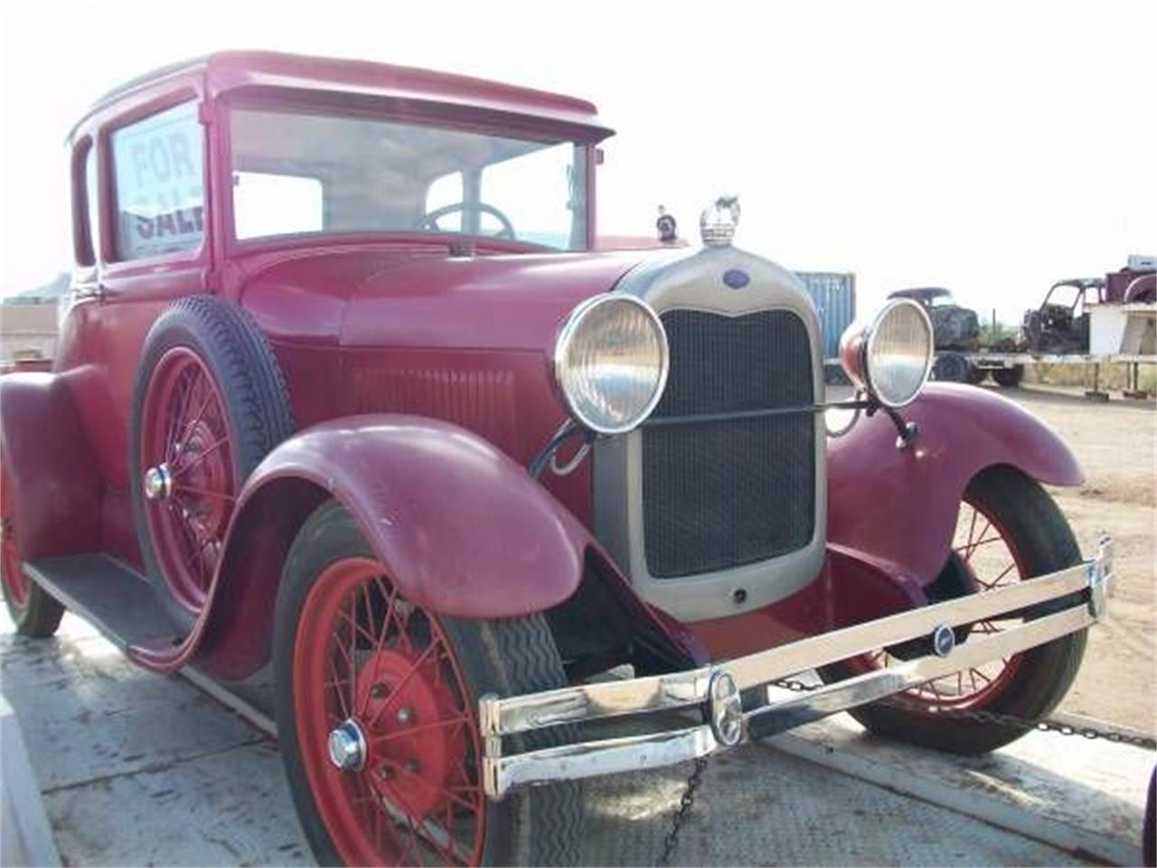 1928 Ford Model A (CC-1116939) for sale in Cadillac, Michigan