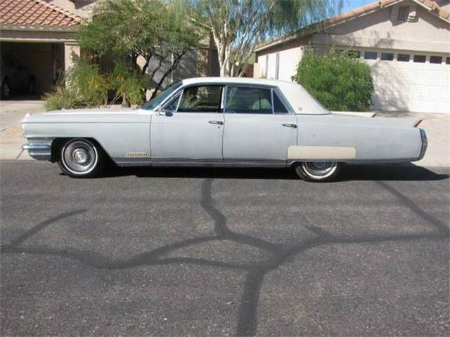 1964 Cadillac Fleetwood (CC-1116943) for sale in Cadillac, Michigan