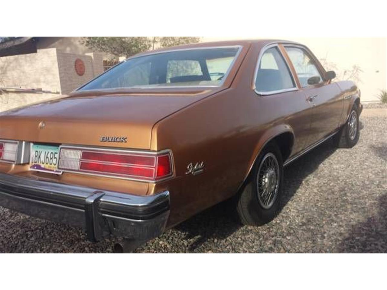 1978 Buick Skylark (CC-1116951) for sale in Cadillac, Michigan