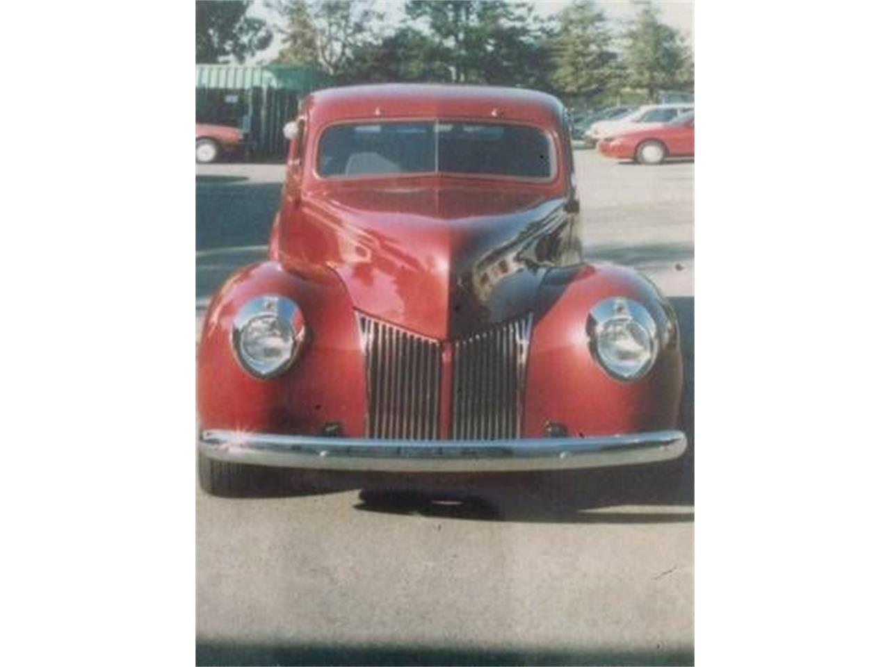 1939 Ford Business Coupe (CC-1116972) for sale in Cadillac, Michigan