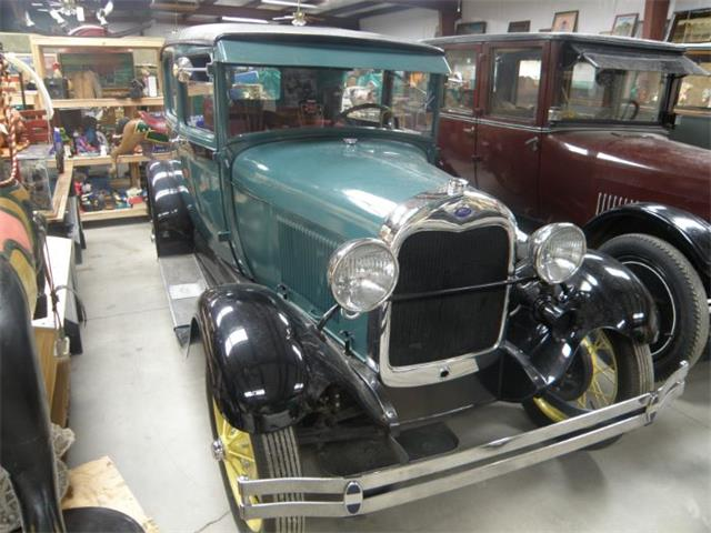 1929 Ford Sedan (CC-1116994) for sale in Cadillac, Michigan