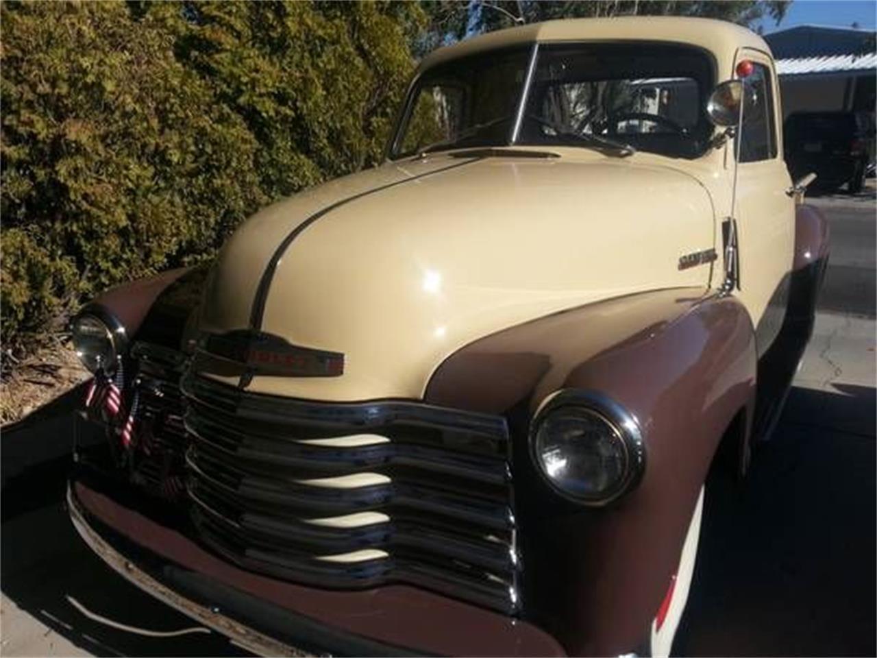1950 Chevrolet 3100 (CC-1117001) for sale in Cadillac, Michigan