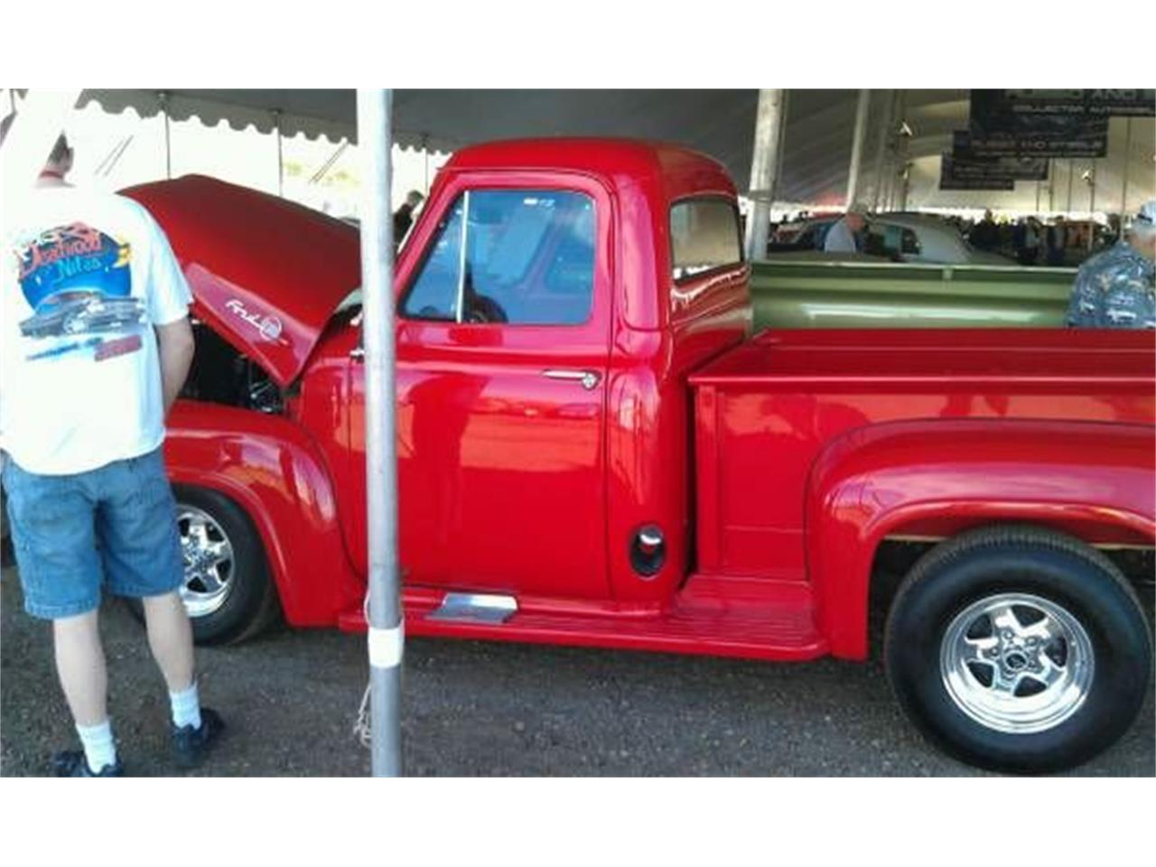 1955 Ford F100 (CC-1117010) for sale in Cadillac, Michigan