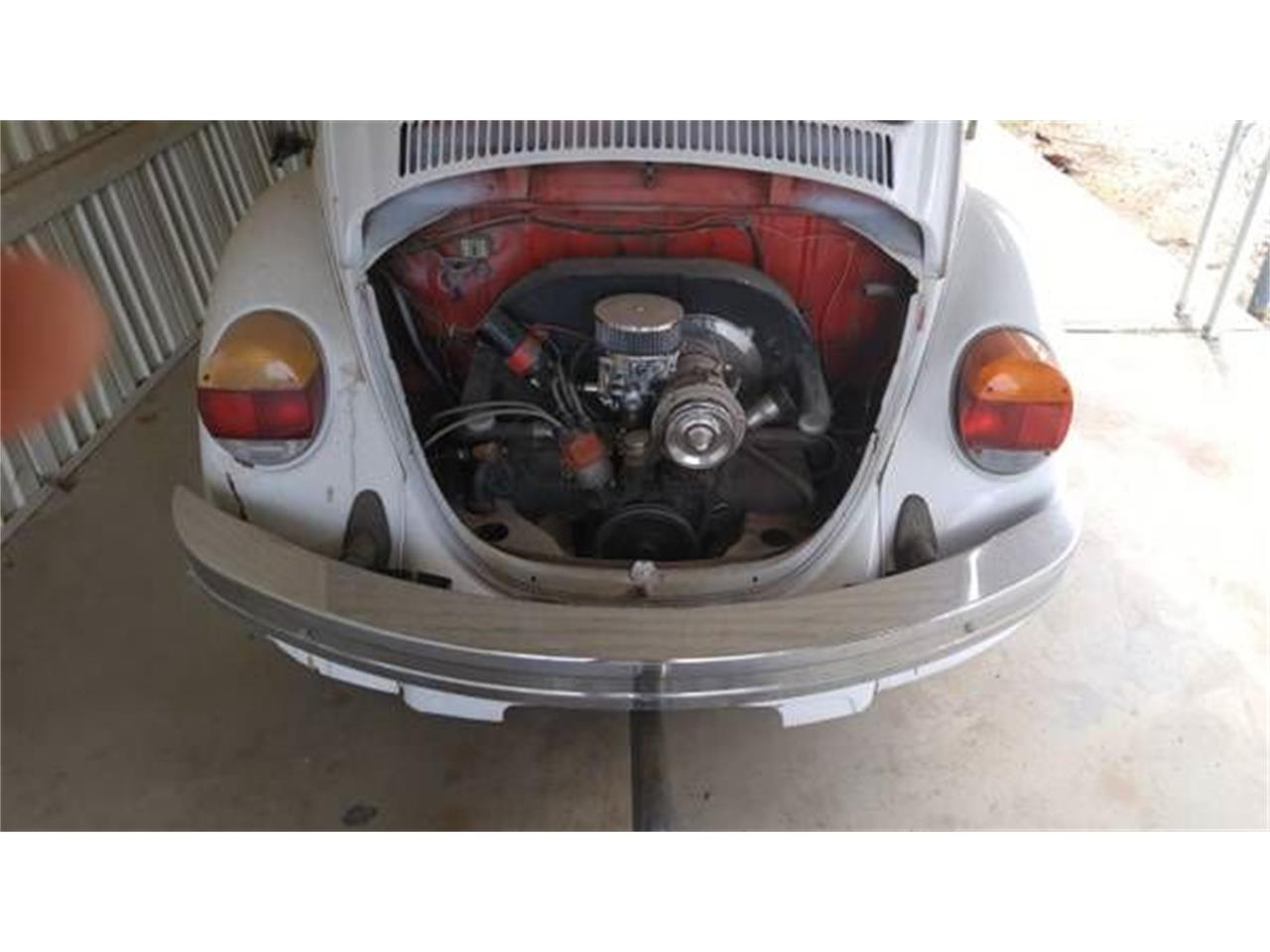 1974 Volkswagen Super Beetle (CC-1117024) for sale in Cadillac, Michigan