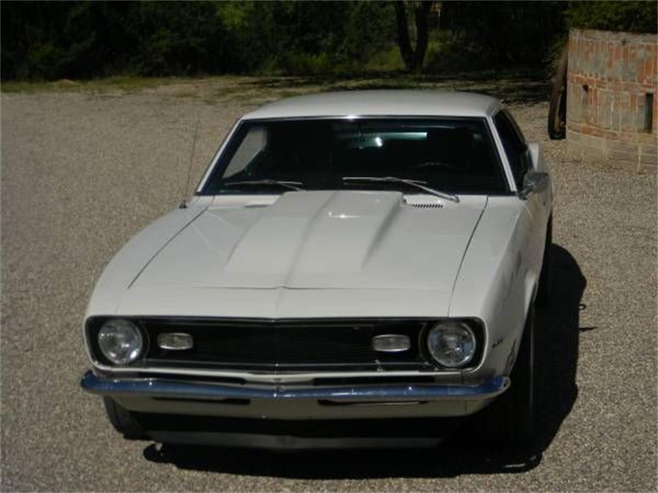 1968 Chevrolet Camaro (CC-1117025) for sale in Cadillac, Michigan