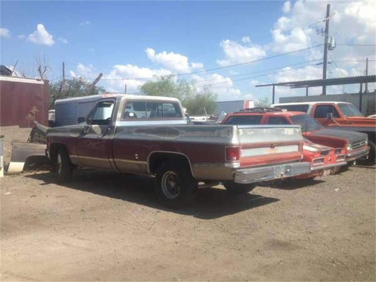 1976 GMC Sierra (CC-1117029) for sale in Cadillac, Michigan