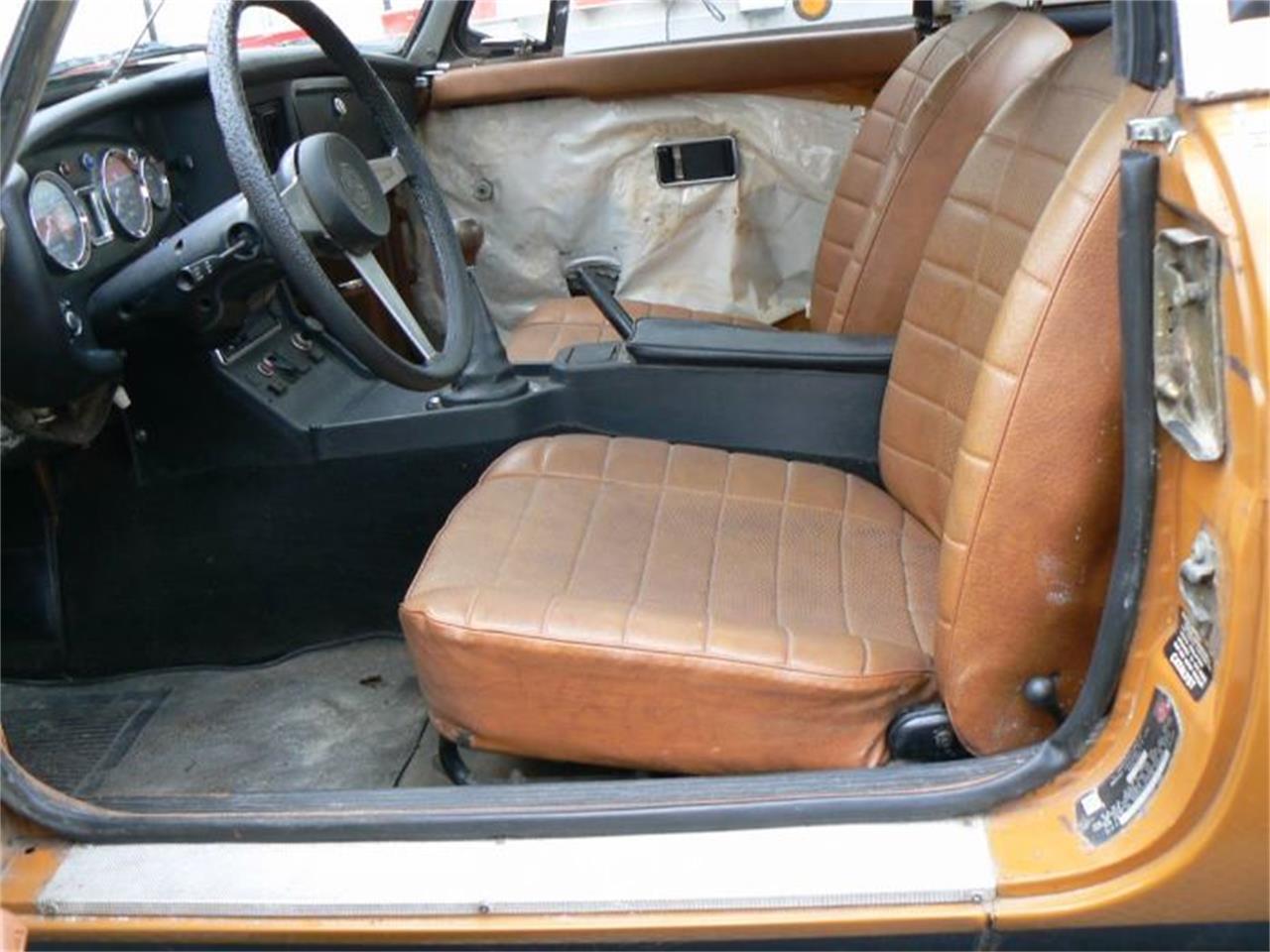 1976 MG MGB (CC-1117036) for sale in Cadillac, Michigan