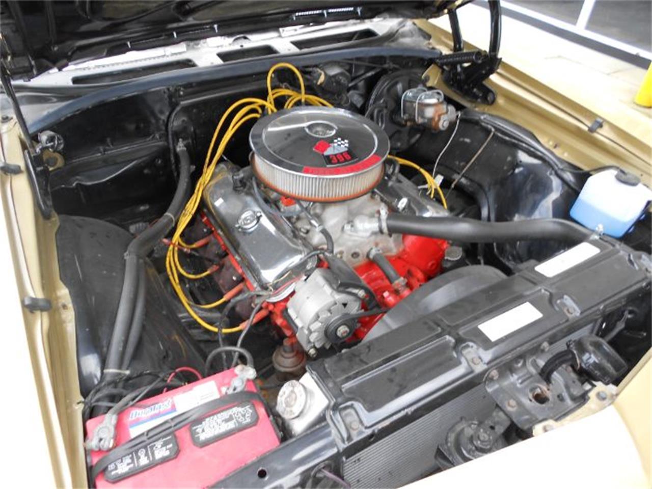 1969 Chevrolet Chevelle (CC-1117043) for sale in Cadillac, Michigan