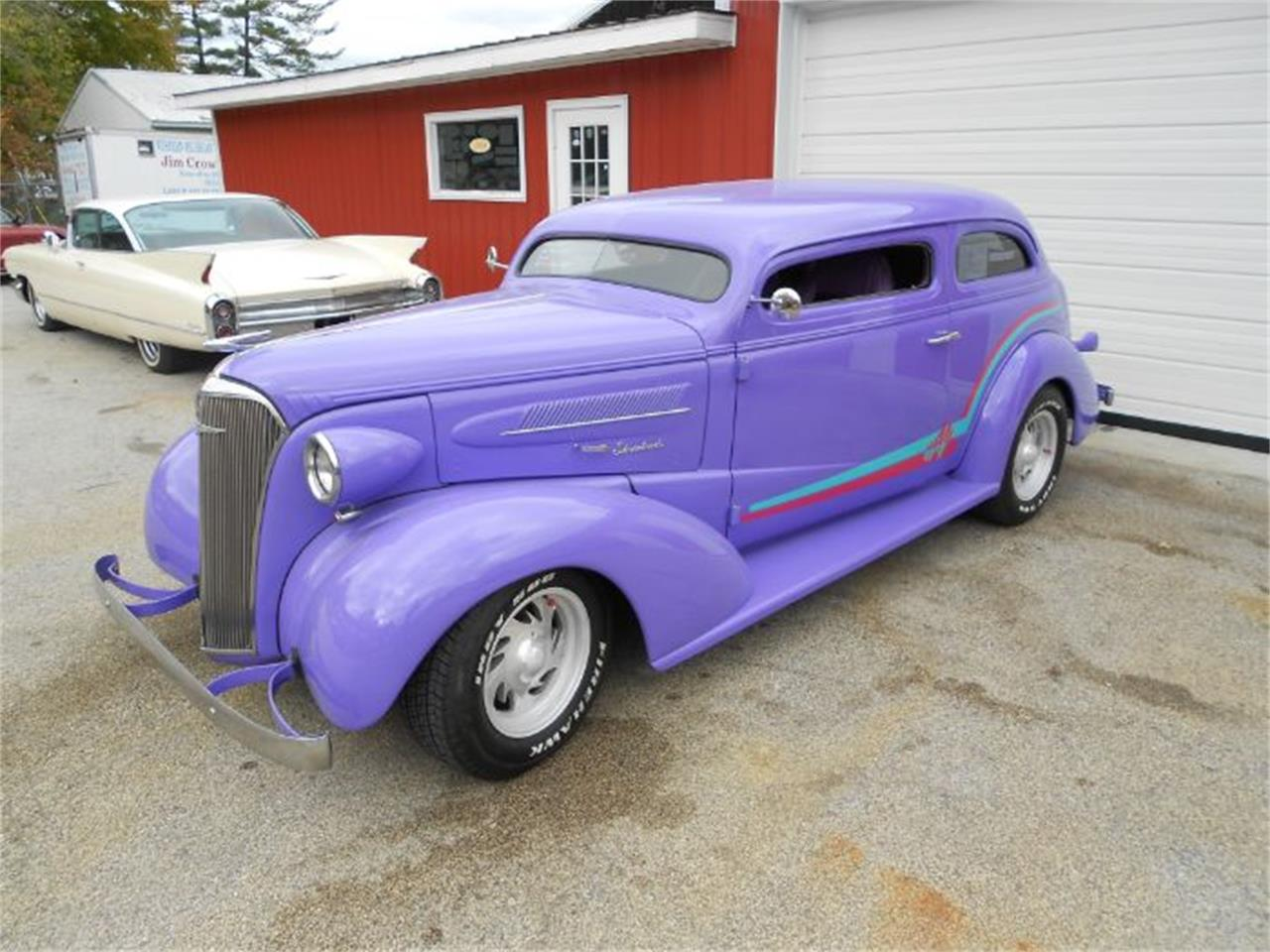 1937 Chevrolet Street Rod (CC-1117045) for sale in Cadillac, Michigan