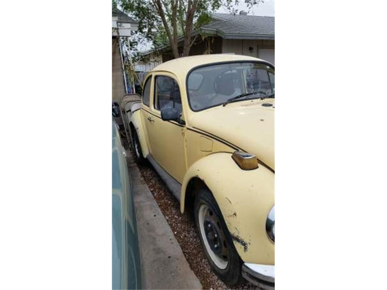 1972 Volkswagen Beetle (CC-1117060) for sale in Cadillac, Michigan