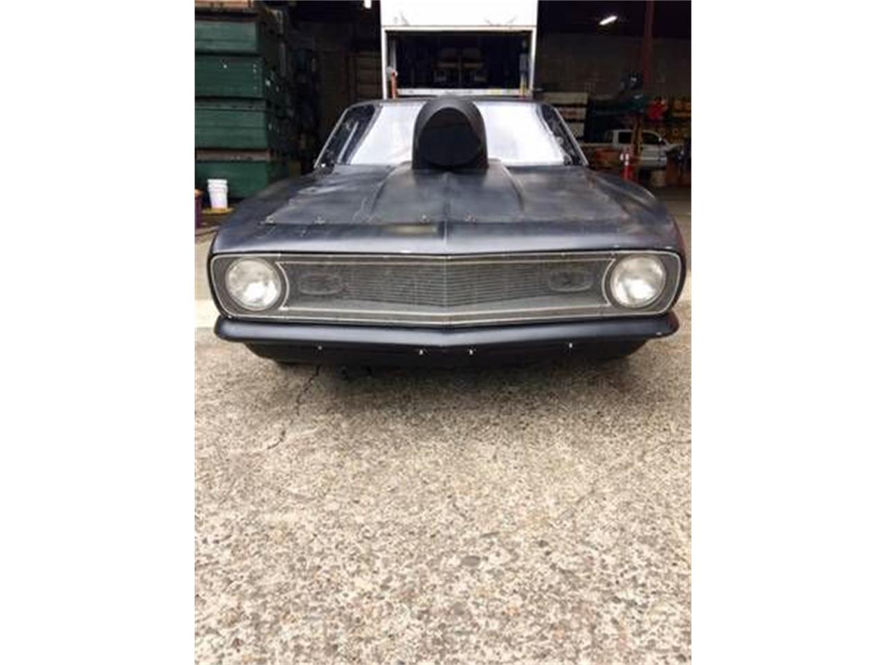 1968 Chevrolet Camaro (CC-1117078) for sale in Cadillac, Michigan