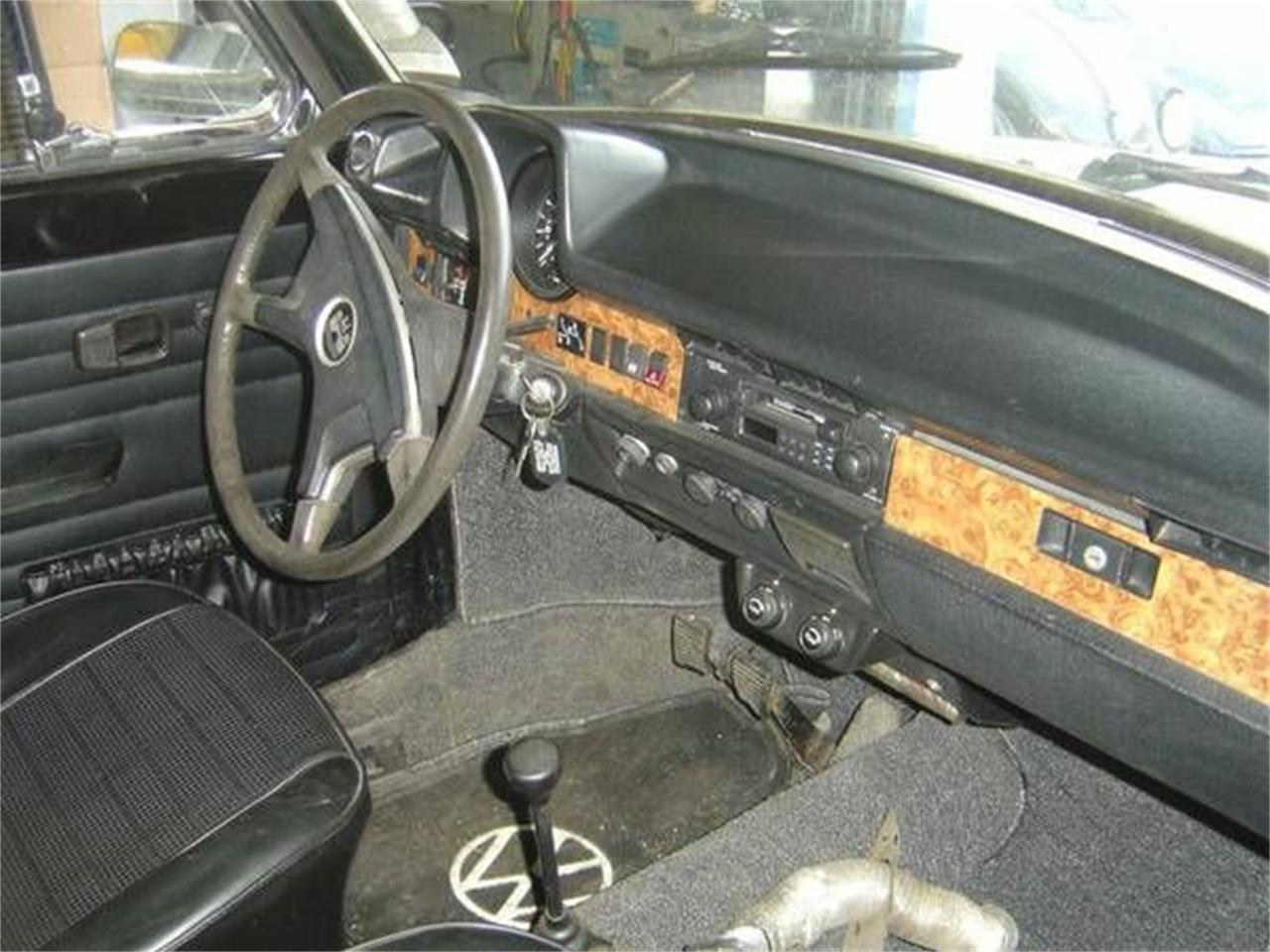 1979 Volkswagen Beetle (CC-1117096) for sale in Cadillac, Michigan