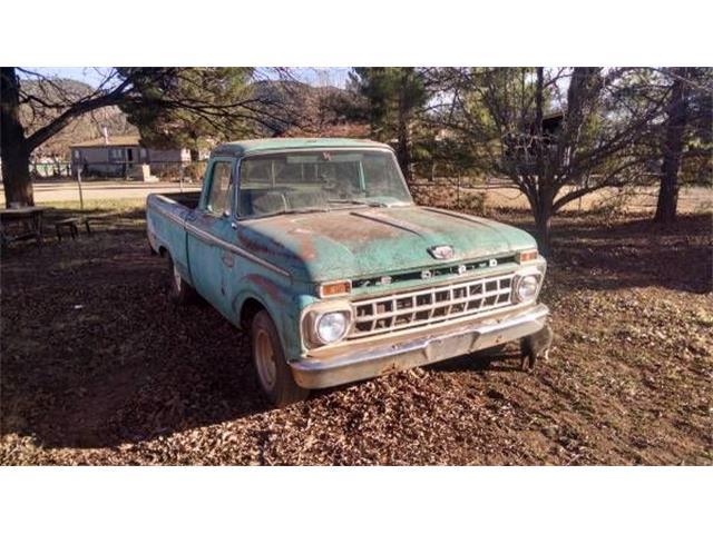 1965 Ford F150 (CC-1117097) for sale in Cadillac, Michigan