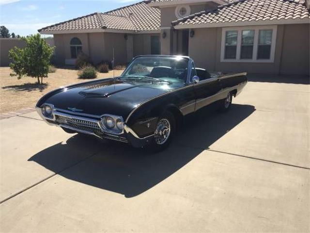 1962 Ford Thunderbird (CC-1117101) for sale in Cadillac, Michigan