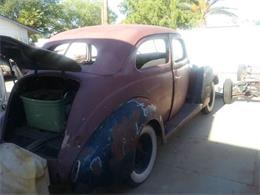 1938 Ford Sedan (CC-1117102) for sale in Cadillac, Michigan