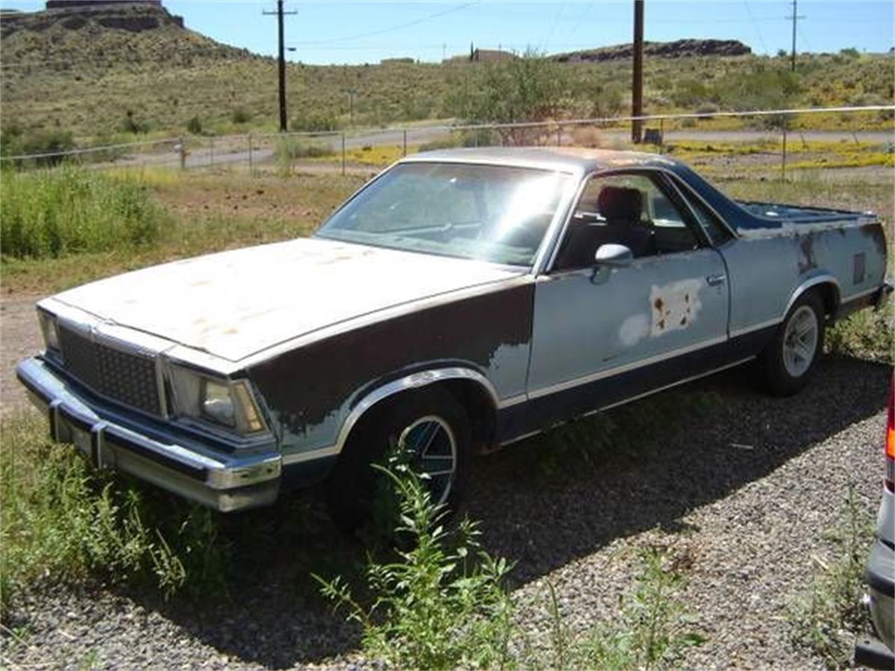 for sale 1978 gmc caballero in cadillac, michigan cars - cadillac, mi at geebo