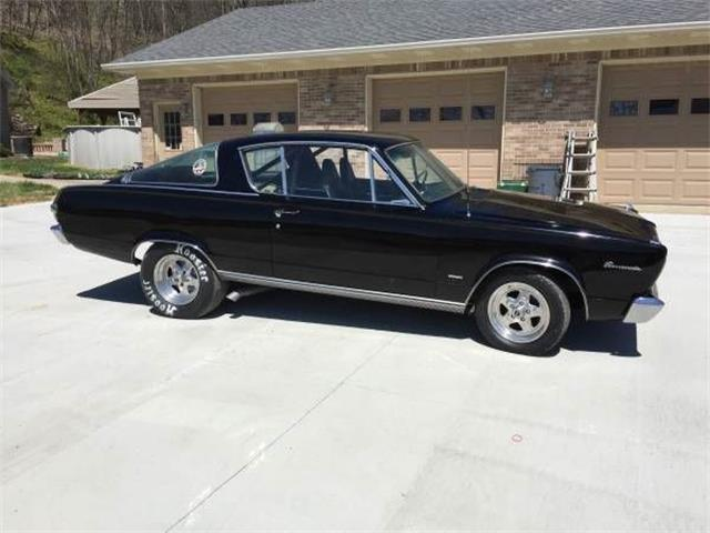 1966 Plymouth Barracuda (CC-1117120) for sale in Cadillac, Michigan