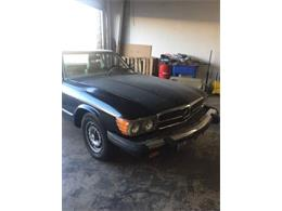 1977 Mercedes-Benz 450SL (CC-1117132) for sale in Cadillac, Michigan