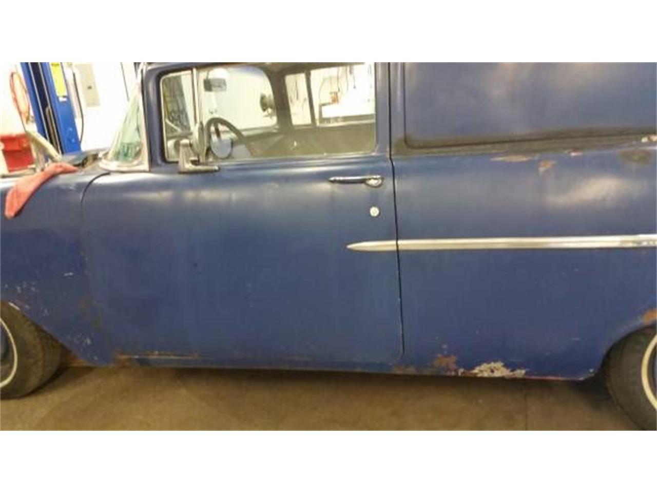 1957 Chevrolet Sedan Delivery (CC-1117136) for sale in Cadillac, Michigan