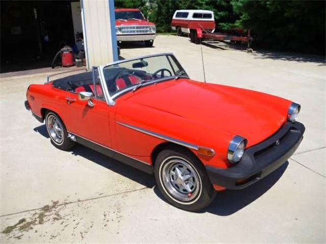 1979 MG Midget (CC-1117143) for sale in Cadillac, Michigan