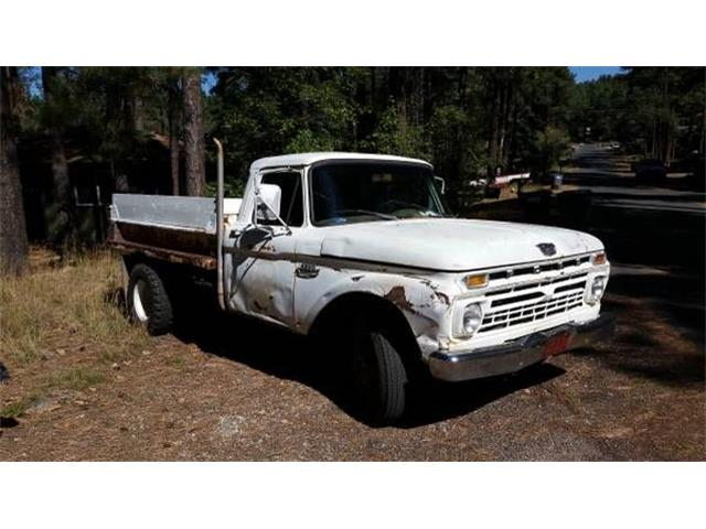 1966 Ford F350 (CC-1117149) for sale in Cadillac, Michigan
