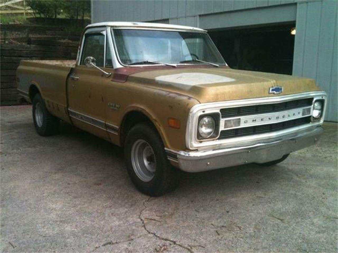 1970 Chevrolet C10 (CC-1117154) for sale in Cadillac, Michigan