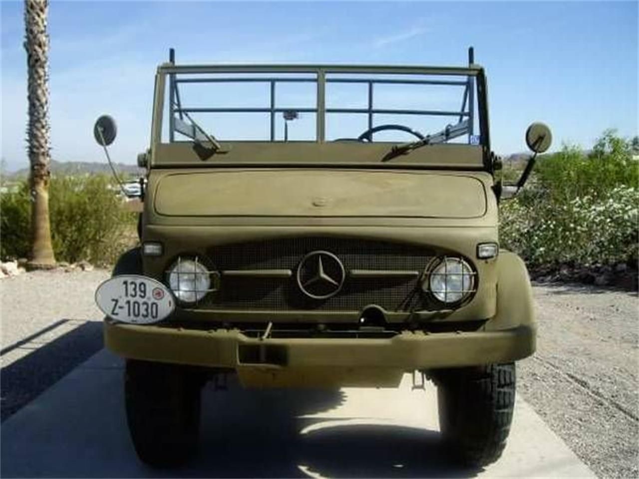 1969 Mercedes-Benz Unimog (CC-1117158) for sale in Cadillac, Michigan