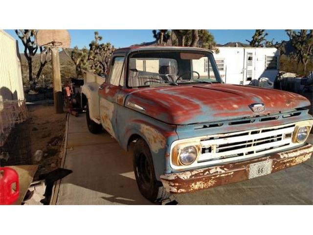 1962 Ford F100 (CC-1117170) for sale in Cadillac, Michigan