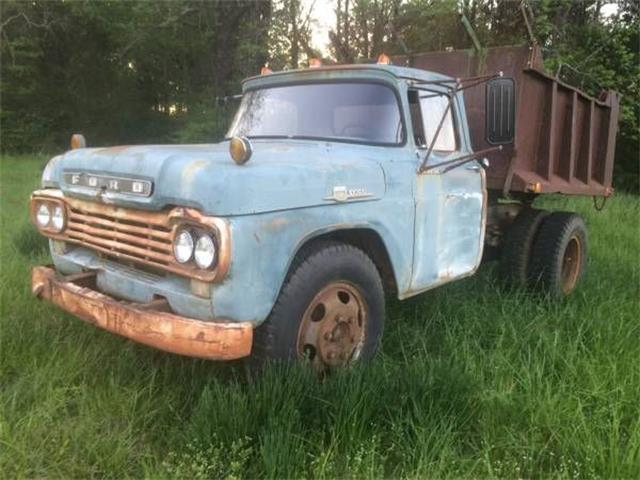 1959 Ford F600 (CC-1117173) for sale in Cadillac, Michigan